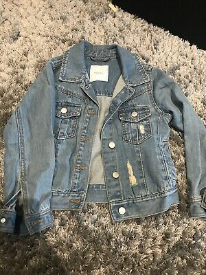 Girls Age 6 Next Denim Jacket