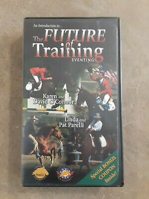 The Future Of Training Eventing Vhs Tape