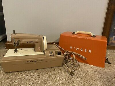 Vintage Singer SewHandy Electric Sewing Machine