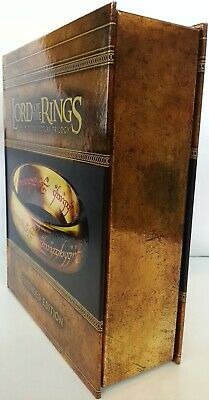 The Lord Of The Rings The Motion Picture Trilogy Extended Edition Blu Ray