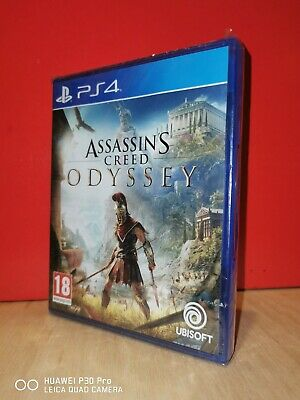 assassin's creed odyssey ps4 NEUF SOUS BLISTER