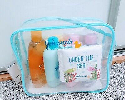 Johnston's Baby Set- Brand New includes all essentials and bath book - baby gift