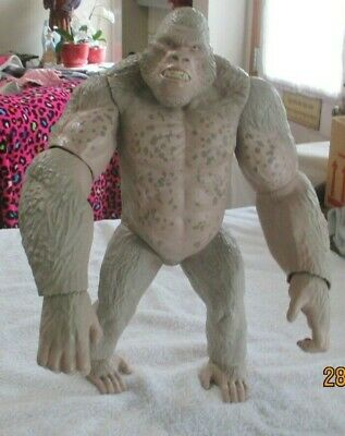 Rampage The Movie Articulated Mega George Gorilla Action Figure