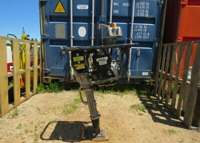 Multiquip MTR40SF Mikasa Jumping Jack Tamper Rammer Gas