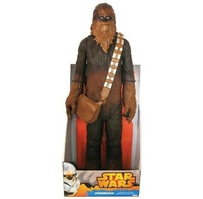Star Wars Chewbacca Action figure large 20 inches 2014