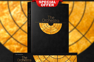 Sonuscore The Orchestra Complete (KONTAKT) ✅ INSTANT DELIVERY ✅ For Windows ✅