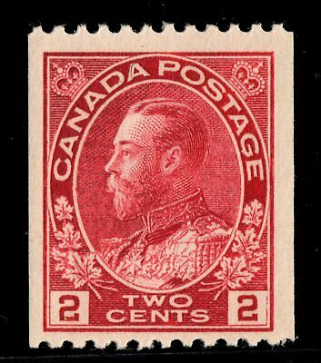 #132 Canada mint never hinged well centered  cv $150