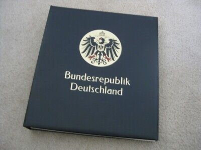 GERMANY valuable stamp collection in deluxe Davo hingeless album! 43 Pics!