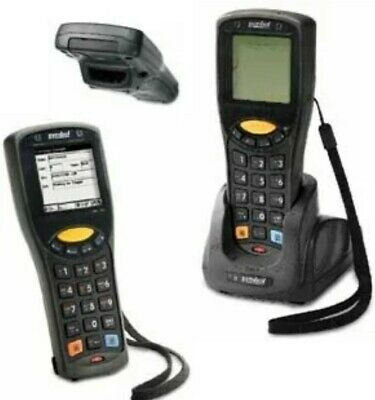 Symbol Motorola Barcode Scanner MC1000, Windows CE5, 1D scanner, with Charger