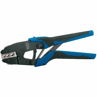 Draper Quick Change Ratchet Action Crimping Tool (260mm) (64342)