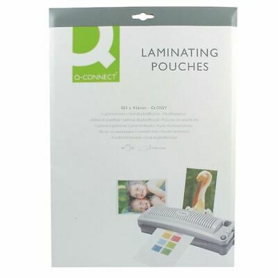 Q-Connect A3 Laminating Pouch 250mic P25 - KF04128