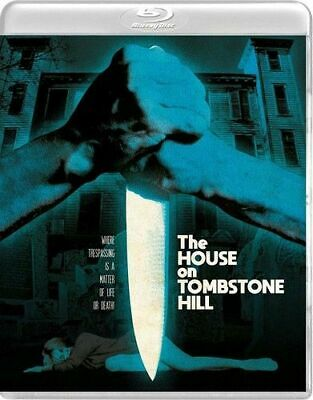 House On Tombstone Hill (1988) New Bluray