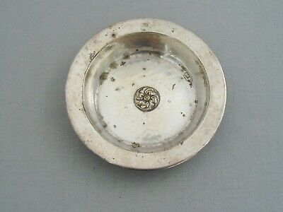 G L Connell Arts & Crafts Silver Plate Dish Hammered Tudric Liberty Interest