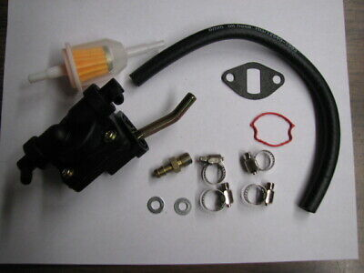 New Fuel Pump kit for Wisconsin TJD, THD, TFD, TF   READ AD!
