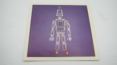 Gerry Anderson FIREBALL XL5 Como Confectionary UK Sweet Cigarette Card # 17 MINT