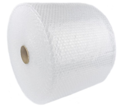"Bubble Wrap 700 FT 3/16"" Small Padding Perforated Shipping Packaging Roll"