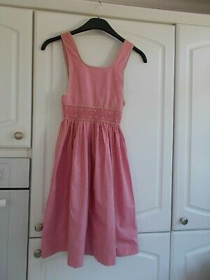 Petit Girls Age 8 Pink Dress Nwot