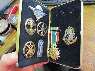 Kuwait Liberation Campaign Medal & OTHERS  Kingdom Of Saudi Arabia in Case