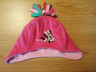 Disney Minnie Mouse Baby Girls Hat Age 12-18 Months George