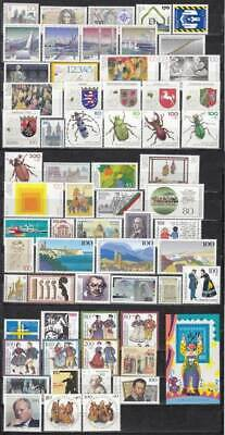 Germany 1993 - complete year set - MNH (a97)