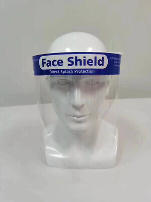 Lot of 5pc Safety Face Shield Protection Cover Guard Reusable wholesale