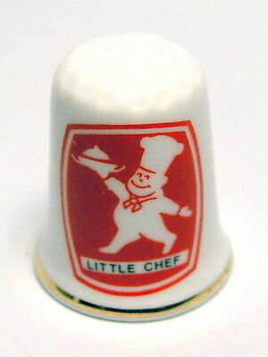 Fingerhut Thimble - Werbefingerhut Little Chef