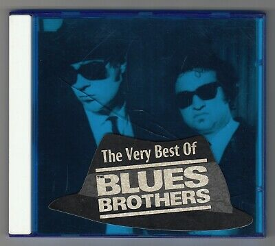 *** The Blues Brothers _ The Very Best Of *** CD audio - 1995