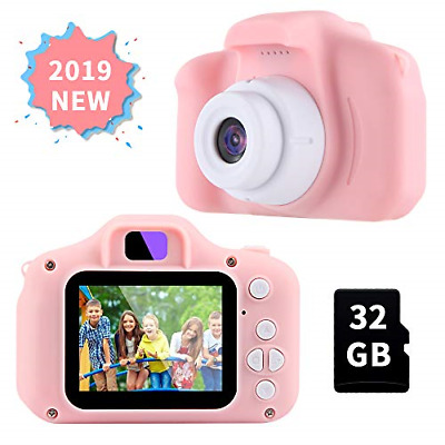 OMWay Gifts for 3 4 5 6 7 8 Year Old Girls, Camera for Kids, Toys for 5 6 7 8 HD
