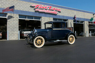 1929 Ford Model A  1929 Ford Model A 432 MIles Since Restoration All Steel
