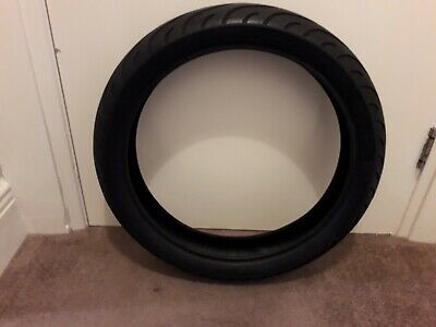Michelin Pilot 17 Inch Tubeless Motorcycle Tyre.