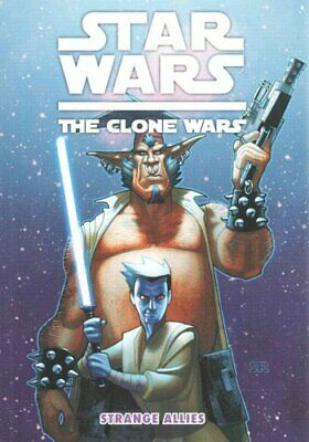 Star Wars - The Clone Wars: Strange Allies by Ryder Windham (Paperback, 2011)