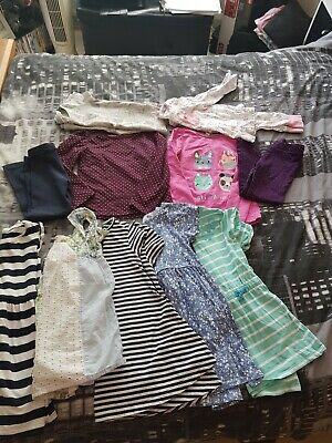 Girls Clothes Bundle Age 4 & 4-5 Years