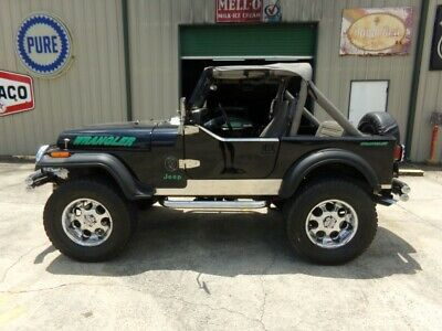 1988 Jeep Wrangler  1988 Jeep Wrangler Built 350 V8 Automatic P/S P/B VERY SHARP  Runs Great