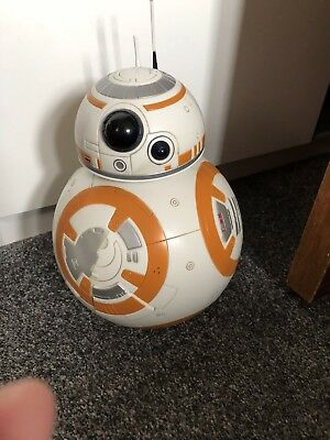 Star Wars . Disney BB8 robot / Droid ,Star War Force Unwakens , Moves And Bleeps