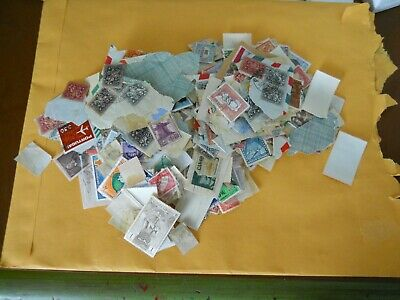 Worldwide Collection of Old Stamps   xxx1