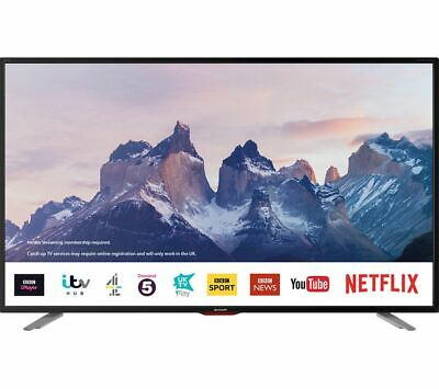 "SHARP 2T-C40BG5KG2FB 40"" Smart Full HD LED TV"