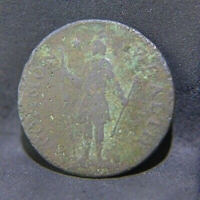 1787 Massachusetts Cent ~ Old Colonial Copper - Date not clear.