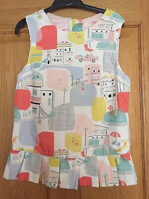 Bnwt M&S Autograph Lined Girls Top/ Blouse. 13/14 Yrs 164Cm 34 Chest Rrp £22