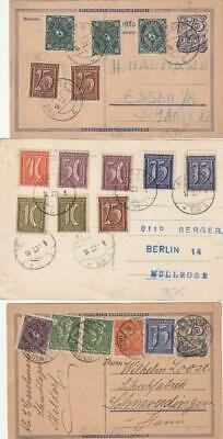 "Germany Postal History From Early Lot ""Envelopes/Cards""See Scans GP6"
