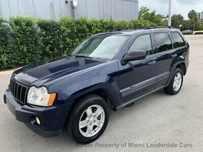 2005 Jeep Grand Cherokee Laredo 4WD One Owner Low Miles Jeep Grand Cherokee Laredo 4WD Leather Sunroof Tow Package