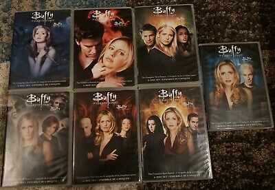 Buffy the Vampire Slayer Complete Series 1-7 DVD Box sets