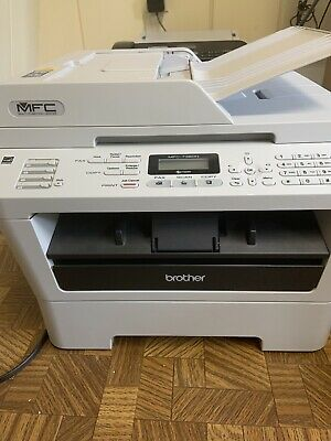 Brother MFC-7360N Fax, Scan Copy