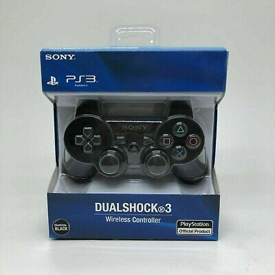 new Playstation 3 DualShock Six-Axis Wireless