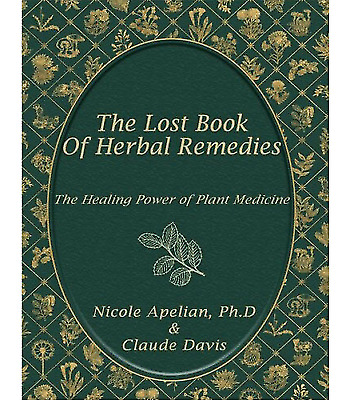 The Lost EB00/k of Herbal Remedies by Claude Davis (P.D.F)✅ Fast SHIPPING ✅