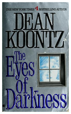 The Eyes Of Darkness 1981 novel By Dean Koontz Virus Outbr eb-00k /P.D.F