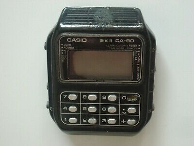 Reloj Digital Watch Casio Ca-90 Made In Japan Not Working For Pieces Or Repair