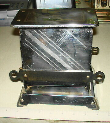 Antique Vintage ELECTRIC TOASTER - WESTINGHOUSE TURNOVER #TTC-53 Mansfield OH