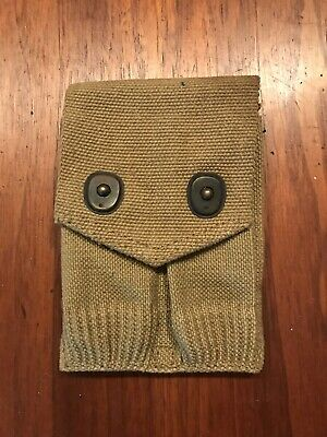 Original WW1 U.S. M-1918 Magazine Ammo Pouch, 1918 - MINT CONDITION!!!