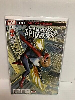 THE AMAZING SPIDER-MAN #791 First Print (2018 Marvel)