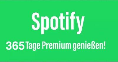 Spotify Premium 12 Monate [Deutscher Account] Blitzlieferung!